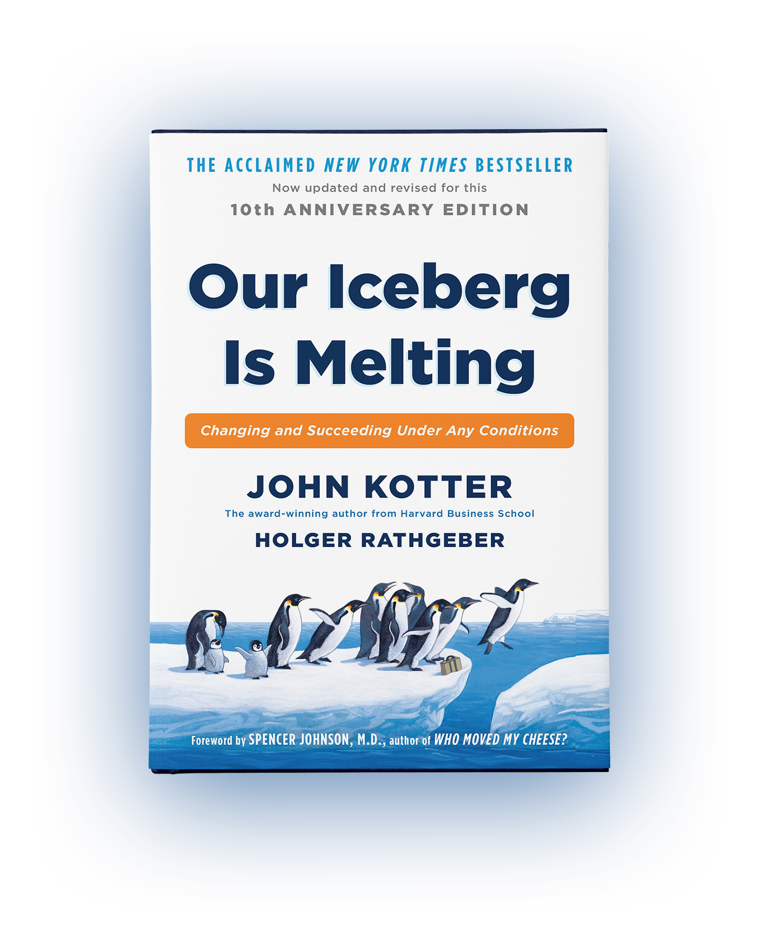 our iceberg is melting essay Latreace craig our iceberg is melting _____ abstract our iceberg is melting is a fable about a colony of penguins who discover their this essay guides the.